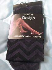 COLLANT DESIGN HUDSON  STRUMPFHOSE TIGHTS T S 36-38