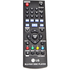 LG Genuine Blu Ray CD DVD player Home Cinema Remote Control Handset
