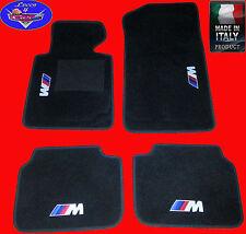 TAPPETINI tappeti BMW serie 1 M E82 coupè su misura ricamati