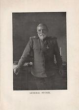 1918 WW1 WORLD WAR I WWI PRINT ~ GENERAL PUTNIK