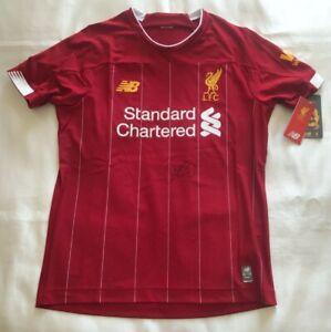 Thiago Alcântara Signed Liverpool Football Shirt with COA