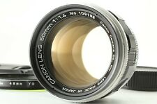 [Near MINT] Canon 50mm F/1.4 MF Lens L39 Mount for LTM Leica Camera from Japan