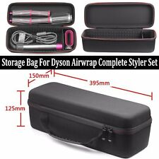 For Dyson Complete Styler Set Straightener Curler Storage Case Carry Bag Pouch