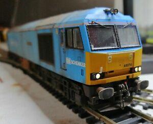 Hornby Class 60 60074 DCC Sound