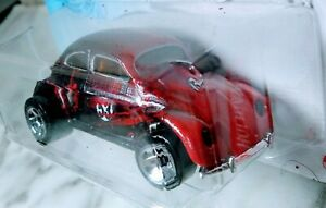 New!..Hot Wheels  VW Beetle.. Custom!!... Horror Herbie... Zgrafx KusTomZ