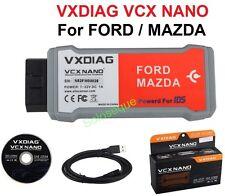 Diagnosis VXDIAG VCX NANO USB for Ford/Mazda 2 in 1 & IDS V98 Diagnostic Tool HQ