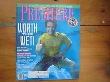 PREMIERE Movie Magazine SCHWARZENEGGER, W BEATTY, MADONNA, TOM CRUISE June 1990