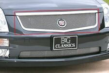 2005-2007 Cadillac STS Classic Fine Mesh Grille - Stainless - E&G 1006-0102-05