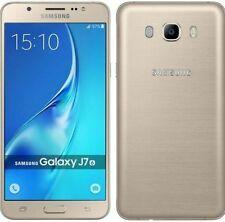 Samsung Galaxy J7 6 Duos 4G 2016 Dual SIM J710FN/DS 16GB Gold 4G Unlocked - New