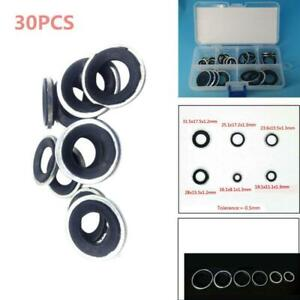 Comfortable Air Conditioning Compressor Gaskets Seals Fit for R134a Repair Box