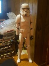 "Star Wars Stormtrooper - 12"" Action Figure (Hasbro, 2013) w/ Blaster"