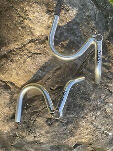 Newk bar ends dirt drops vintage mtb Barends Onza Control Tech Exc Condition