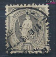 Schweiz 91 gestempelt 1906 stehende Helvetia (7465744