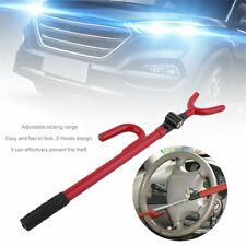 US Ship Steering Wheel Lock Anti Theft Security System Car Truck SUV Van Auto SK
