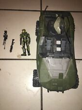 McFarlane Toys Halo Deluxe UNSC M12 Warthog Spartan Vehicle With Master Chief