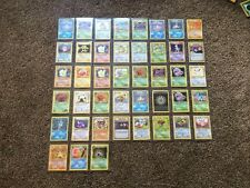POKEMON CARDS 20 Mint / NM Cards LOT(all cards from Base Set - E Series )