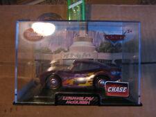 Disney Pixar Cars 2 Disney Store LOW N SLOW  W/ display case