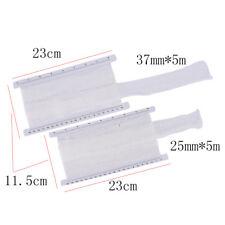 PVA Mesh Wide 37/25mm Tube & Refills Make Stocking Pellet Boilie Bait Carp Bag3c 25mm