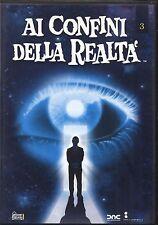 Ai confini della realta' 3 - DVD 2006 EDITORIALE USATO OTTIME CONDIZIONI