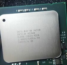 CPU INTEL XEON 8 CORE  X6550 2.0 GHZ 18MB CACHE 6.4GT/S SLBRB NEW