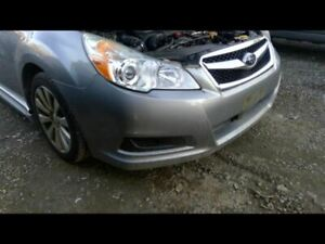 Front Bumper Sedan Without Fog Lamps Fits 10-12 LEGACY 638771