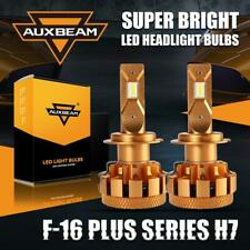 Auxbeam F-16 Plus H7 LED Headlight Kit 70W 7000LM Bulbs Power 6000K Canbus Lamps