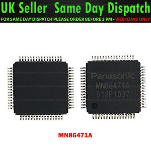 🔥PANASONIC MN86471A HDMI Video Output Controller IC Chip for PS4 Play station 4