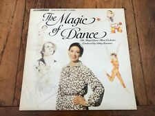 More details for the magic of the dance . sleeve signed by margot fonteyn . scarce