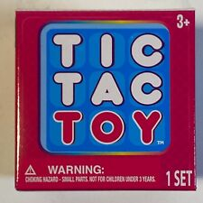 TIC TAC TOY  XOXO FRIENDS! ages 3+ Brand New! 1 Set