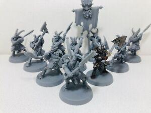 Warhammer Age Of Sigmar Beasts of Chaos Bestigors X 10