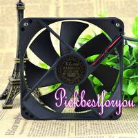 1pc Yate Loon D12SM-12 Cooling fan DC12V 0.30A 2wire 120*25mm #M592A QL