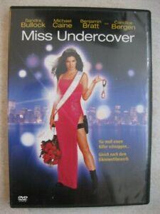 ~~Miss Undercover  --  Sandra Bullock, Michael Caine, Benjamin Bratt~~