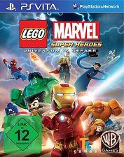 LEGO MARVEL SUPERHEROES PSVITA SUPER HEROES CASTELLANO NUEVO PRECINTADO PS VITA