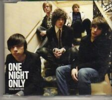 (BV492) One Night Only, You And Me - DJ CD