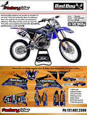 2006-2009 YAMAHA YZF 250 450 BadBoy Motocross Graphics Dirt Bike Graphics Decal