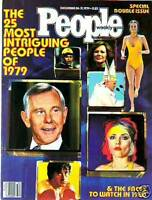 1979 People December 24 - 25 Most Intriguing People