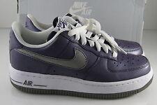 Nike Fuerza Aérea 0.3m07urple / blanco/PLATA 315115 501 Size 6