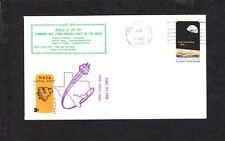 Space NASA Local Post 5c Tied Apollo 10 LIftoff Houston 1969 Unaddressed y