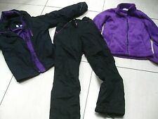 3 piece kids girls SKI SUIT jacket pants 12 13 years GLACIER POINT PETER STORM