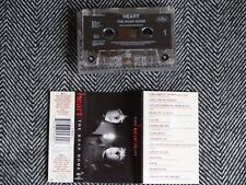HEART - The road home - K7 audio / TAPE