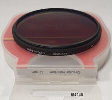 Rodenstock Polfilter Filter Lens Polarizing Polarizer Circular E72 72 72mm 4246