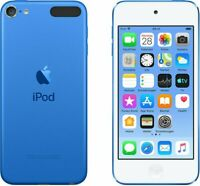Apple iPod Touch (7th Generation) - Blue, 32GB, A2178, Fully Tested