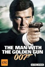 The Man With The Golden Gun - Special Edition (DVD, 2001) Roger Moore