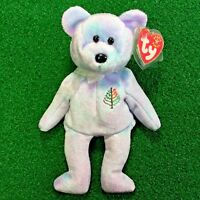 NEW Ty Beanie Baby Issy The Bear PUNTA MITA Four Seasons Hotel Exclusive - MWMT