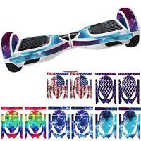 Cover Skin Sticker for Self-Balancing Electric Scooter SmartBoard Printed Decals