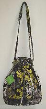 Vera Bradley QUICK DRAW Crossbody shoulder bag BAROQUE NWT + Free Ship USA Sale!