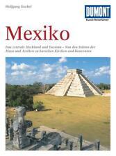 DuMont Kunst-Reiseführer Mexiko von Wolfgang Gockel (2011, Taschenbuch)