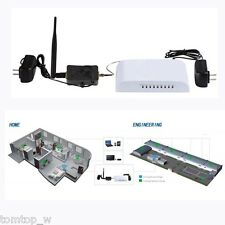 4000mW Wifi Bluetooth Signal Booster Amplifier Router WLAN ZigBee + Antenna TDD