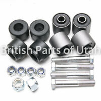 Range Rover Classic Discovery 1 I Defender Front Radius Arm Bushing & Bolts Nuts