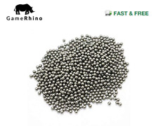 0.30g 6mm Highly Polished Aluminium BBs 1000 Metal Airsoft Pellets